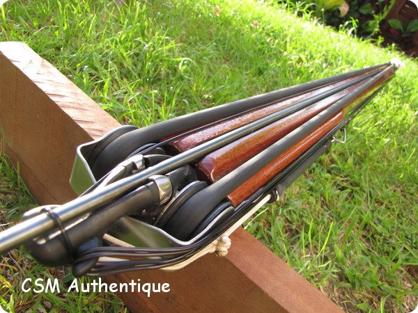 arbalete bois chasse sous marine RollerGun By CSM Authentique